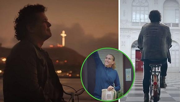 """Carlos Vives estrena videoclip de su tema """"Mañana"""" hecho 100% en Perú y protagonizado por su esposa"""