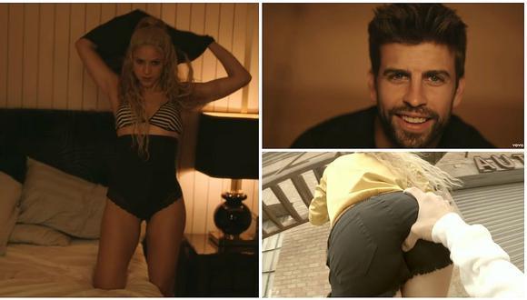 Shakira estrena el video más hot nunca antes visto en su carrera