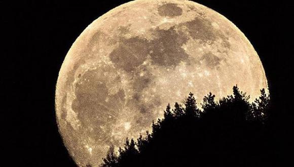 Científicos de la NASA afirman que la luna se está encogiendo