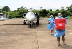 Coronavirus en Perú: FF.AA. realizaron más de 30 vuelos para trasladar muestras e insumos médicos en diferentes regiones