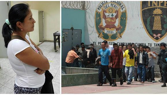 Trujillo: mujer cayó con droga al entrar a penal pero ¡no te imaginas dónde lo escondía!