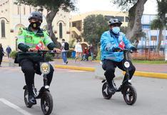 Magdalena del Mar: en bicicletas eléctricas policías y serenos patrullarán las calles