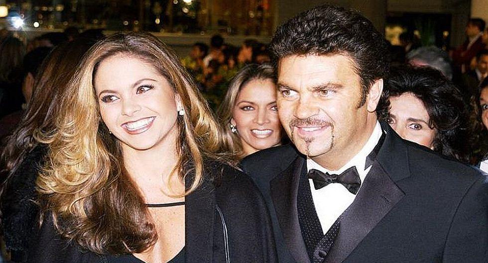 Lucero cuenta lo que nunca dijo sobre el divorcio con Manuel Mijares