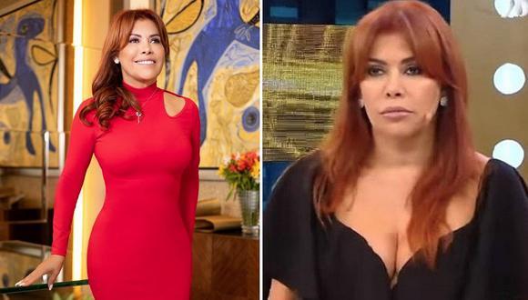 """Magaly Medina se operó para evitar el cáncer de ovario: """"me detectaron unas adherencias"""""""