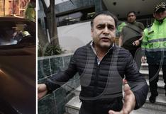 Ministerio Público archiva investigación de Juan Carlos Orderique por manejar en estado de ebriedad