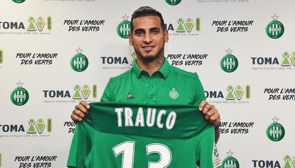 Miguel Trauco: Su nuevo club, el Saint-Etienne, dedica emotivo video a todos los peruanos