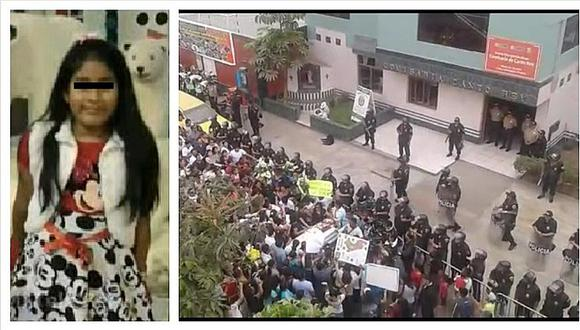Ministro del Interior recibirá informe sobre policías de la comisaría de Canto Rey y caso de la niña asesinada
