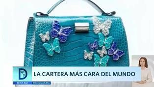 La cartera considerada como la más cara del mundo