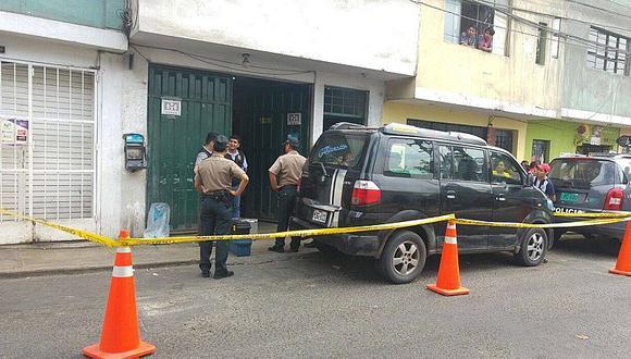 Rímac: vendedor de pollos es asesinado de tres disparos en su propia bodega