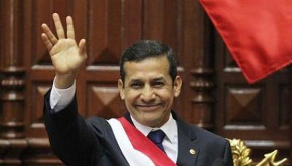 Humala ratifica por Twitter que no buscará la reelección