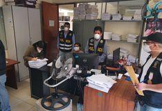Detienen a especialista de Juzgado de Familia que pidió coima de S/100 para facilitar excarcelación de menor del exMaranguita
