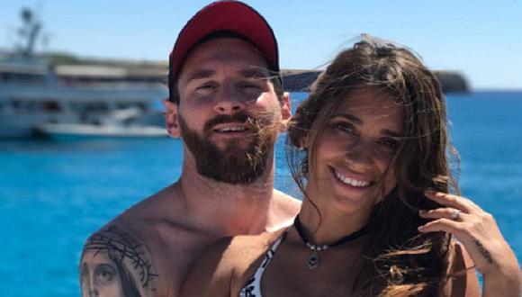 """Lionel Messi dará hoy el """"Sí"""" pero sorprende con tremenda salidita antes de la boda"""