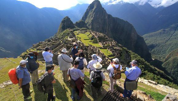 Establecen que Machu Picchu solo reciba un máximo de 2244 turistas al día