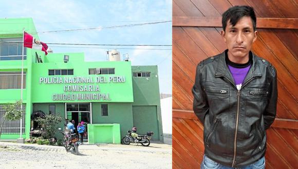 Arequipa: Obrero agarra a golpes a su esposa delante de sus tres hijos. (GEC)