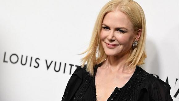 Nicole Kidman impacta con radical cambio en su rostro [FOTO]