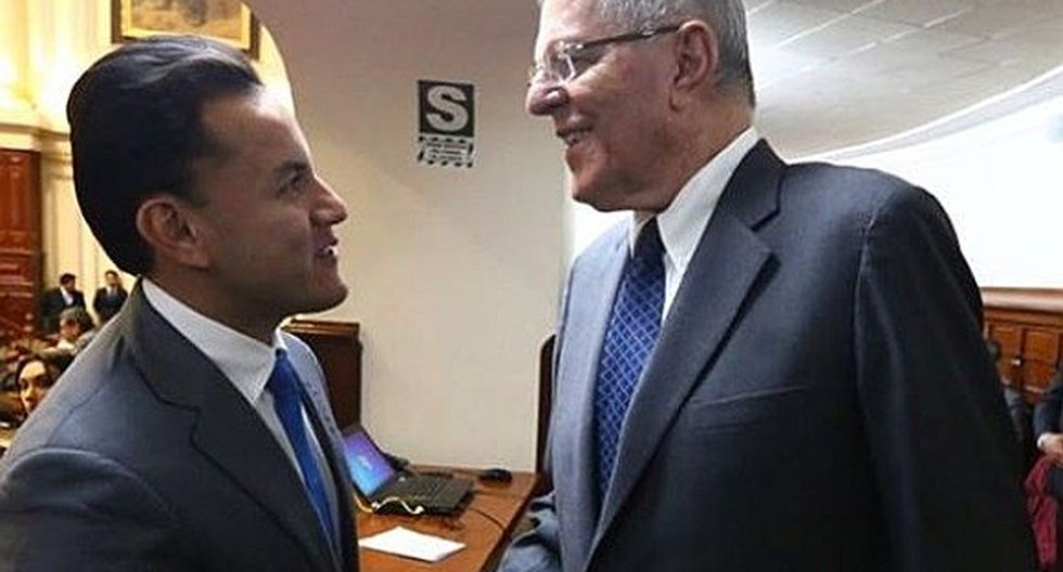 PPK: Richard Acuña publica mensaje de apoyo para el presidente (FOTO)