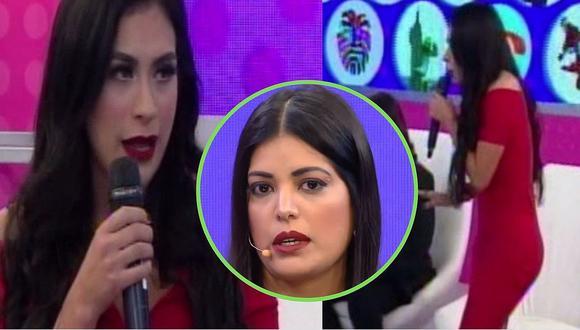 Fátima Segovia asegura que vio el 'palmazo' de Yuca a Clara Seminara y cuenta su versión │VÍDEO