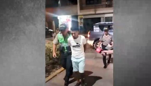 Julio César Lazo Risalve reporta más de diez denuncias por agresión. (Captura: América Noticias)