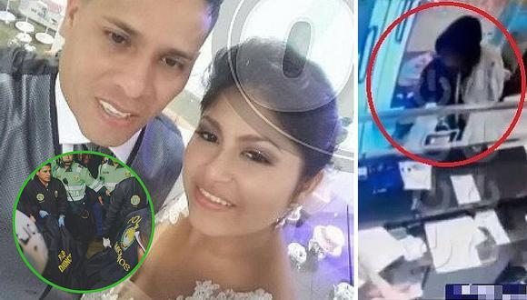 Revelan la amenaza que recibió la cajera asesinada antes de casarse (FOTOS)
