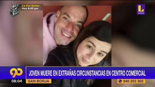 Joven fallece en extrañas circunstancias dentro de un Centro Comercial en San Borja