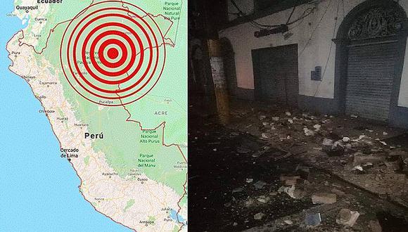 Terremoto en Loreto: Sismo de 7.5 se sintió en casi todo el país | VIDEO