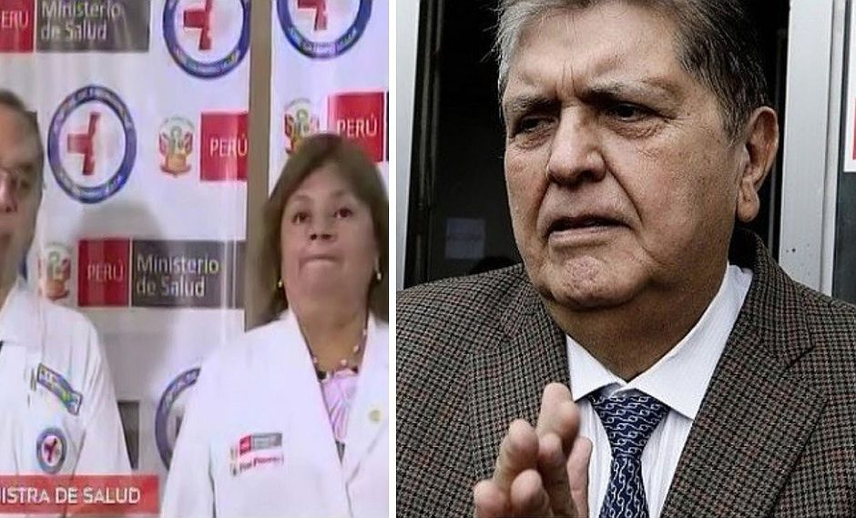 """Alan García sufrió tres paros cardiorespiratorios y su situación """"es muy grave"""" (VIDEO)"""