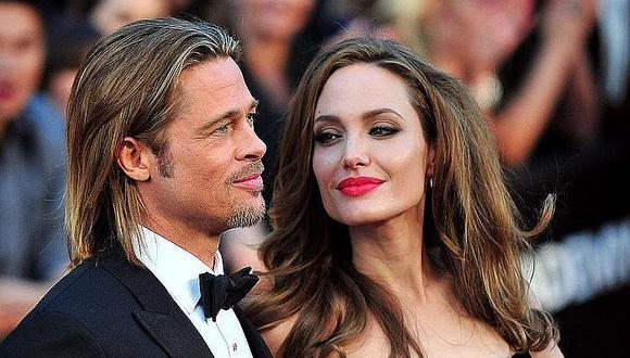 Brad Pitt asumió que su adicción por el alcohol quebró su matrimonio con Angelina Jolie