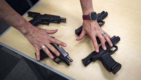 Las armas no son un juego y su uso sin licencia genera polémica.