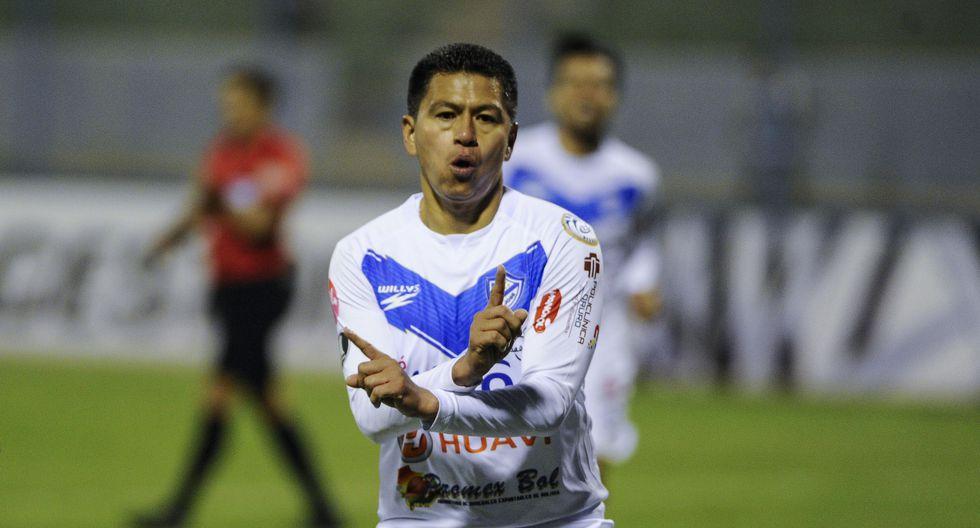 Carlos Saucedo - 45 goles en 58 partidos / 45 con San José (Foto: AFP)