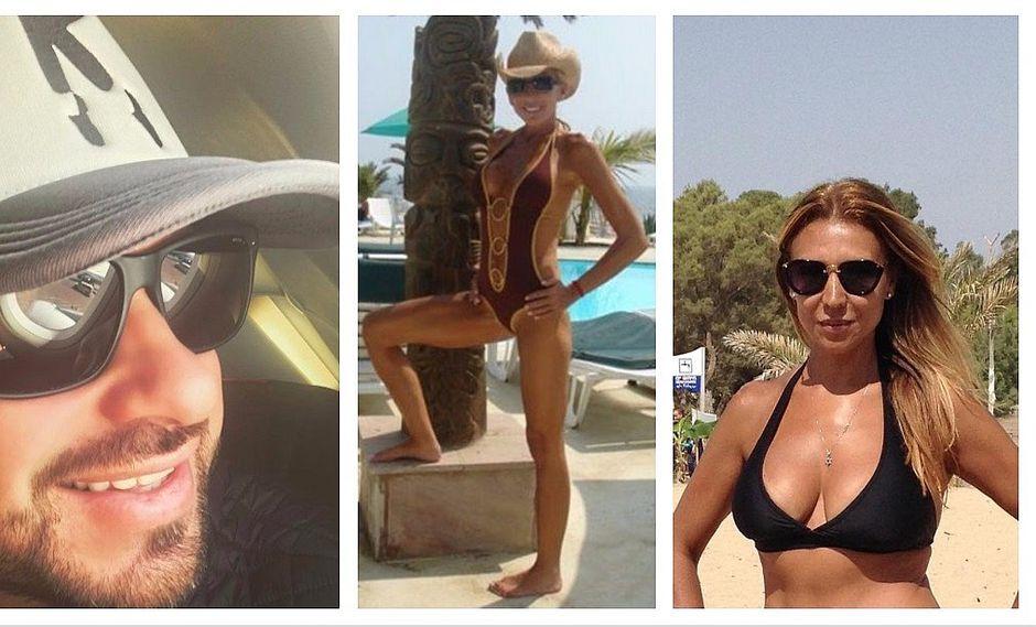 Laura Bozzo y Adriana Amiel: las dos son amantes del mar y así lucen en bikini (FOTOS)