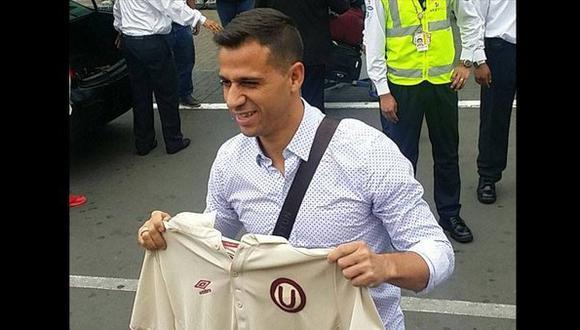Universitario de Deportes: Diego Guastavino llegó para ser campeón y así lo recibieron [FOTOS]