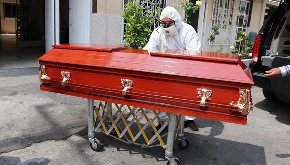 Recluso fue incinerado en cementerio de Huancayo