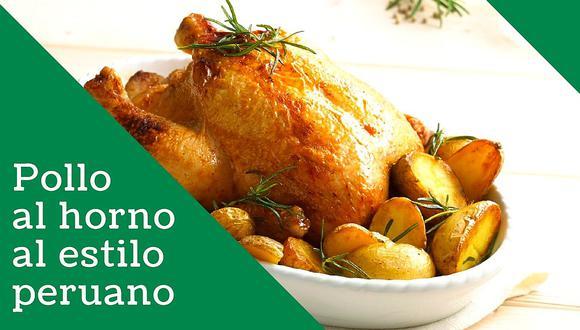 Recetas de pollo al horno: ¿Cómo se adereza el pollo al estilo peruano?