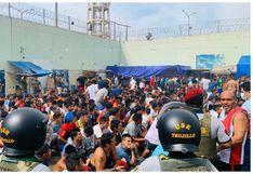 La Libertad: Se eleva a tres la cifra de fallecidos a causa de motín en el penal El Milagro