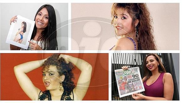 Tula Rodríguez y Mónica Cabrejos recuerdan como si fuera ayer su época de vedettes (FOTOS y VÍDEOS)