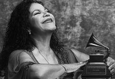 Eva Ayllón recibe Premio a la Excelencia en los Grammy Latino 2019