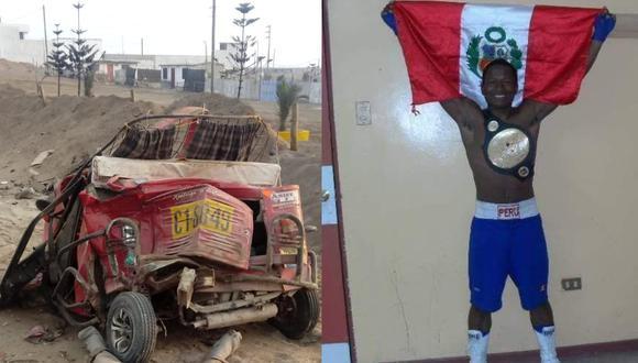Cañete: Exboxeador que se ganaba la vida como mototaxista muere en accidente vehicular (Foto: Fernando Zavala)
