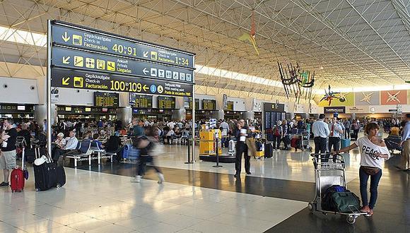 Conoce todas las contraseñas de los wifis en los aeropuertos