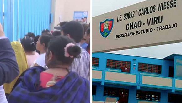 Escolar de 7 años habría sido abusado en baño de su colegio en La Libertad   VIDEO