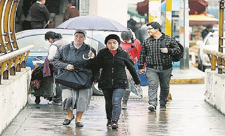Fenómeno La Niña traerá un invierno muy frío entre setiembre y octubre
