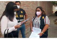 Capturan a 5 integrantes de red criminal dedicada a la estafa de bancos en La Libertad