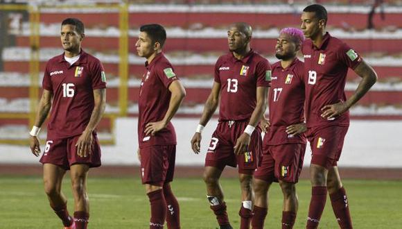 Venezuela enfrentará a Brasil en su debut en la Copa América 2021. (Foto: AFP)