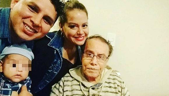"Florcita y su mensaje a Augusto Polo Campos a seis meses de su muerte: ""Aún no puedo resignarme a perderte"""