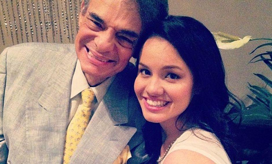 """José José: Sarita Sosa se despide de su padre con emotivo mensaje en Instagram: """"Siempre serás el amor de mi vida"""". (Foto: @sarasosa)"""