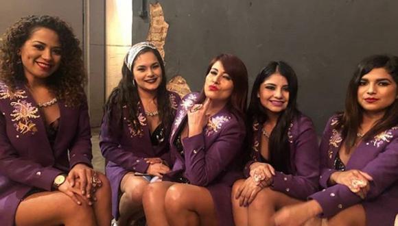 Los mejores y peores looks de las integrantes de Corazón Serrano bajo la Torre Eiffel