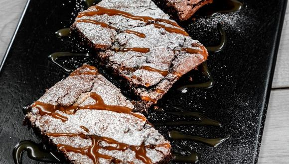 Brownie de chocolate (Foto: Sugarlab)