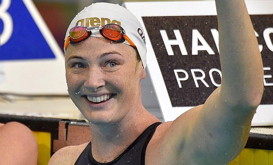 Cate Campbell: Australiana bate récord mundial de natación