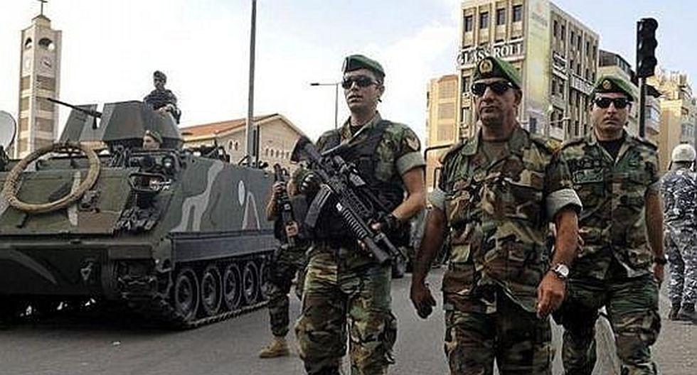 Terrorista palestino preparaba atentados para asesinar a refugiados