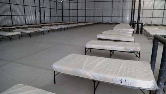 La instalación de los módulos temporales se dará ente el Ministerio de Vivienda y persona del Inpe.