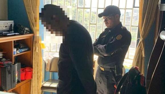 Guatemala: Cae pastor evangélico que producía pornografía infantil con niños que usaban su computadora. (mp_Guatemala)